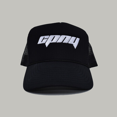 EMBROIDERY TRUCKER HAT