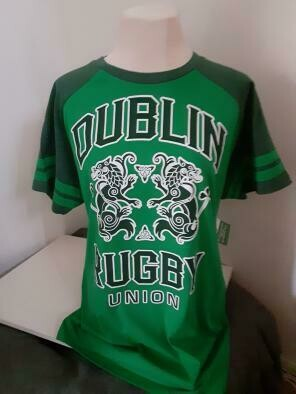 Dublin Rugby t shirt
