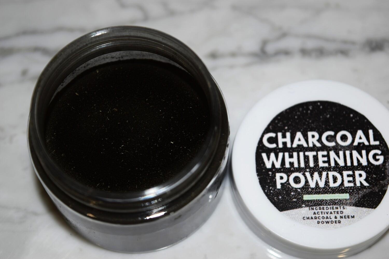 Charcoal Whitening Powder