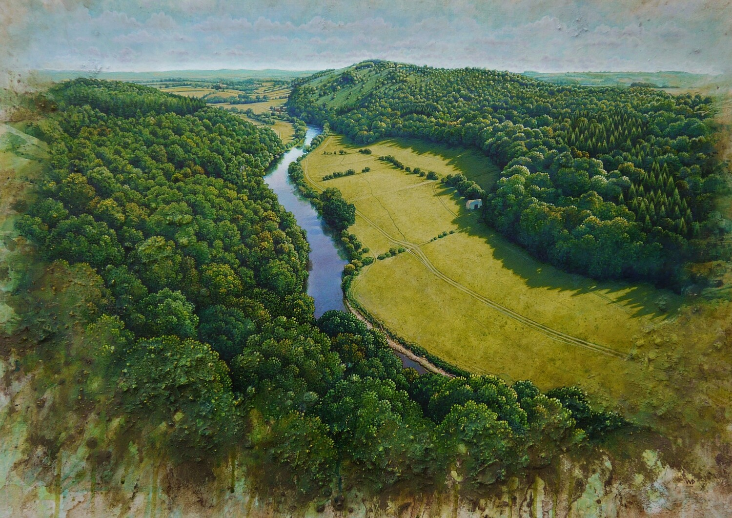 Falcons View, Symonds Yat