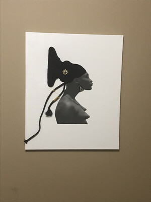 Queen Of Hair (20x24)