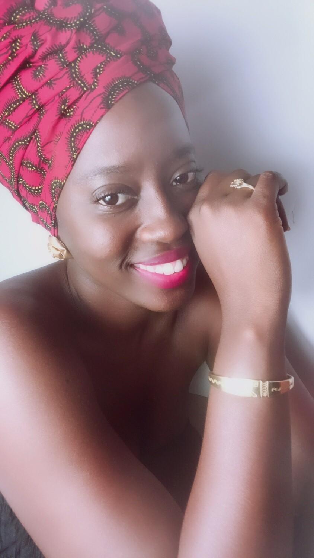 African head-wrap