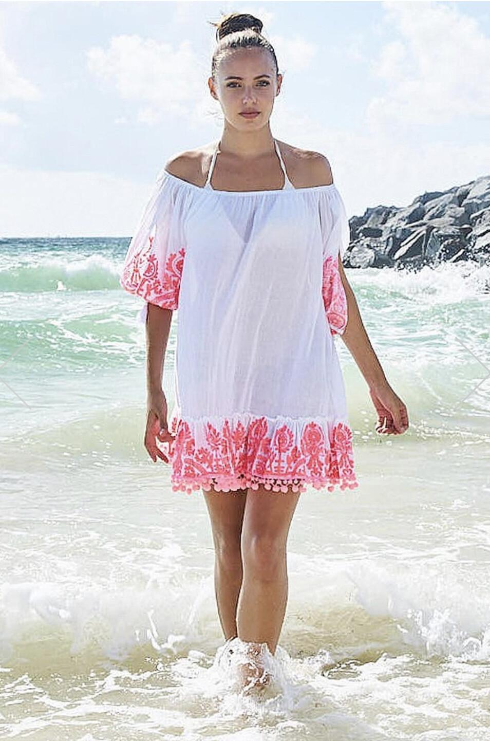 LALI (White/Pink)