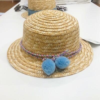 Weave Boater Hat
