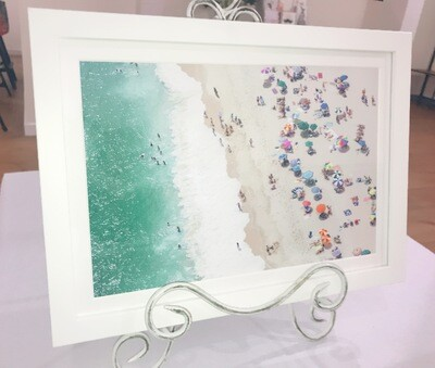 Gray Malin East Hampton Mini Framed Picture