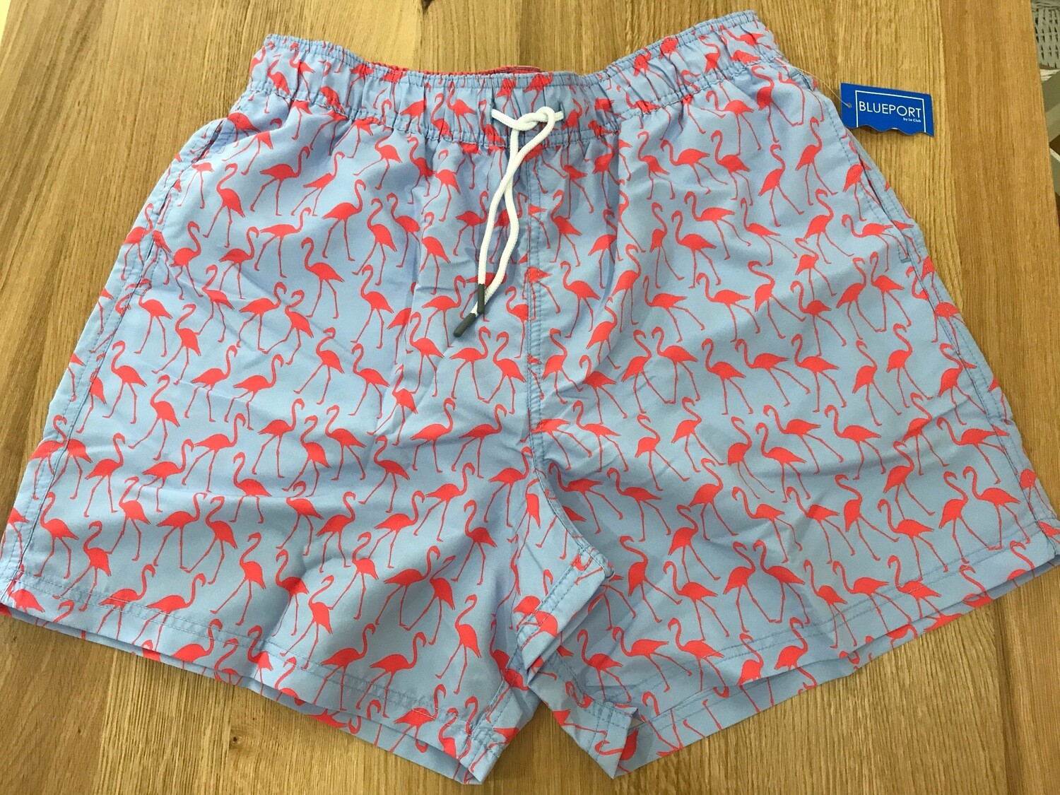 LeClub Men's Flamingo Bay Swim