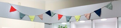 Multi Color Flag Bunting