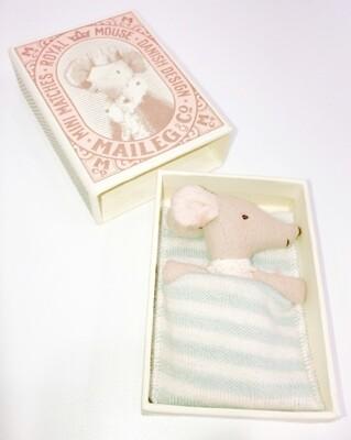 Baby Mouse - Sleepy/Wakey In Box - Girl