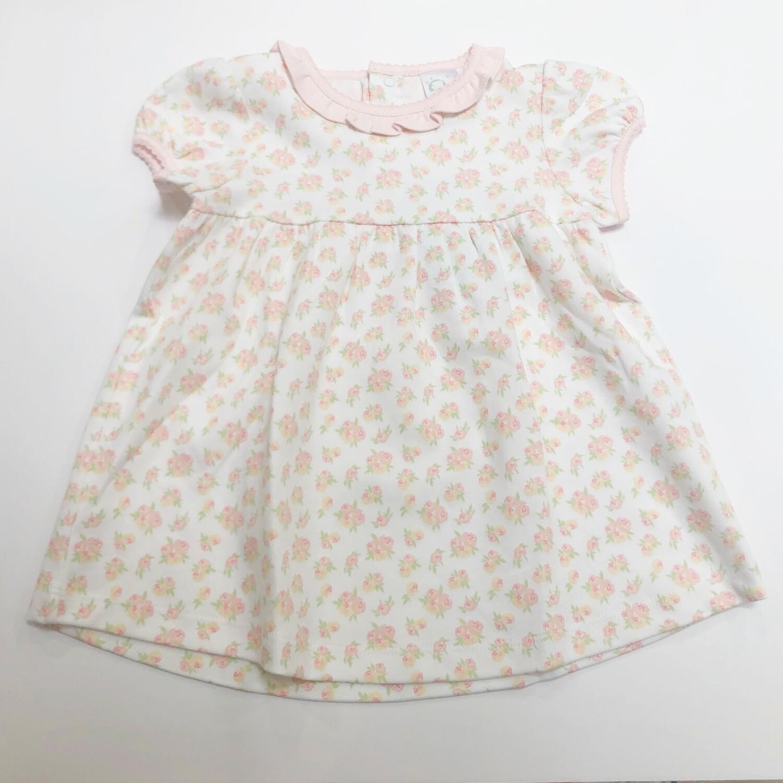 Paty Floral Dress 9-12m