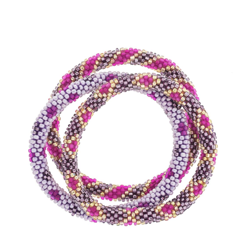 Roll-On Bracelet (Sari)