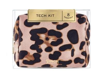 Tech Kit Blush Leopard