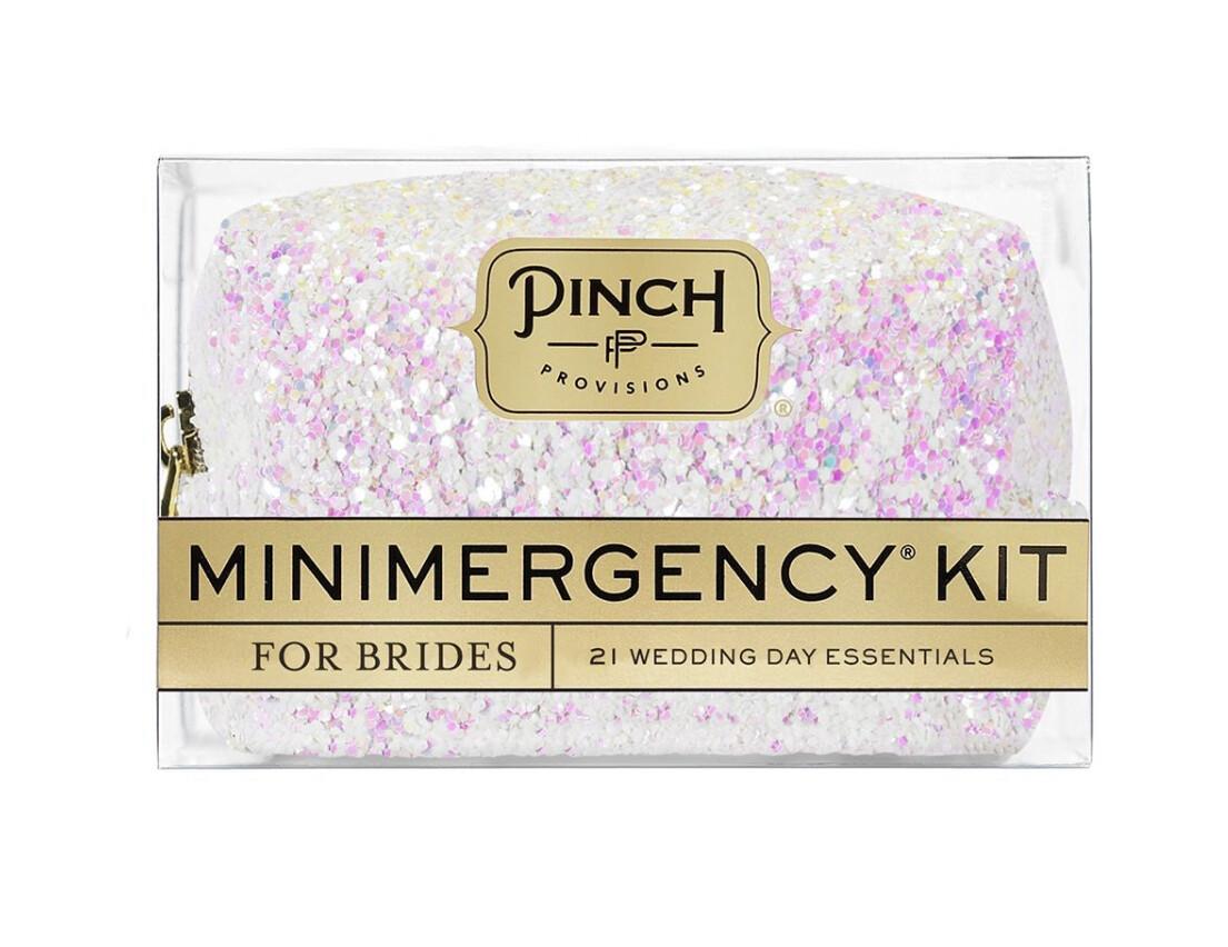 Mini Kit for Brides White Iridescent