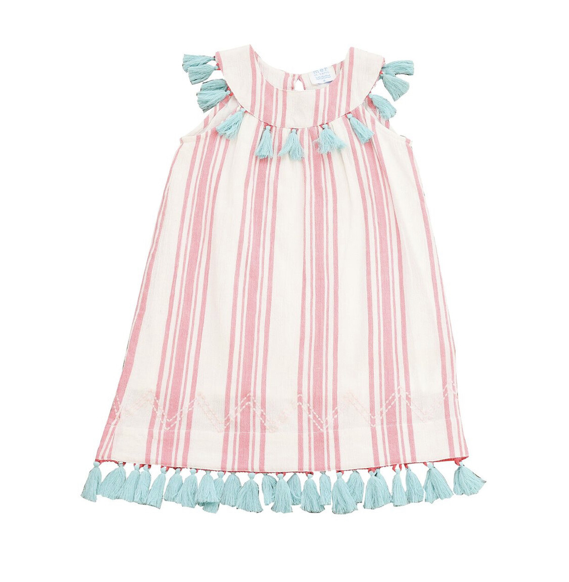 Serena Tassel Dress