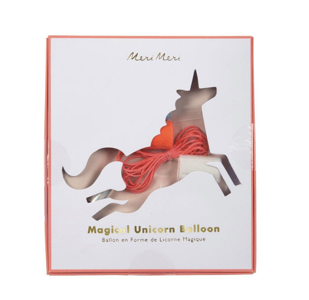 "40"" Magical Unicorn Balloon"