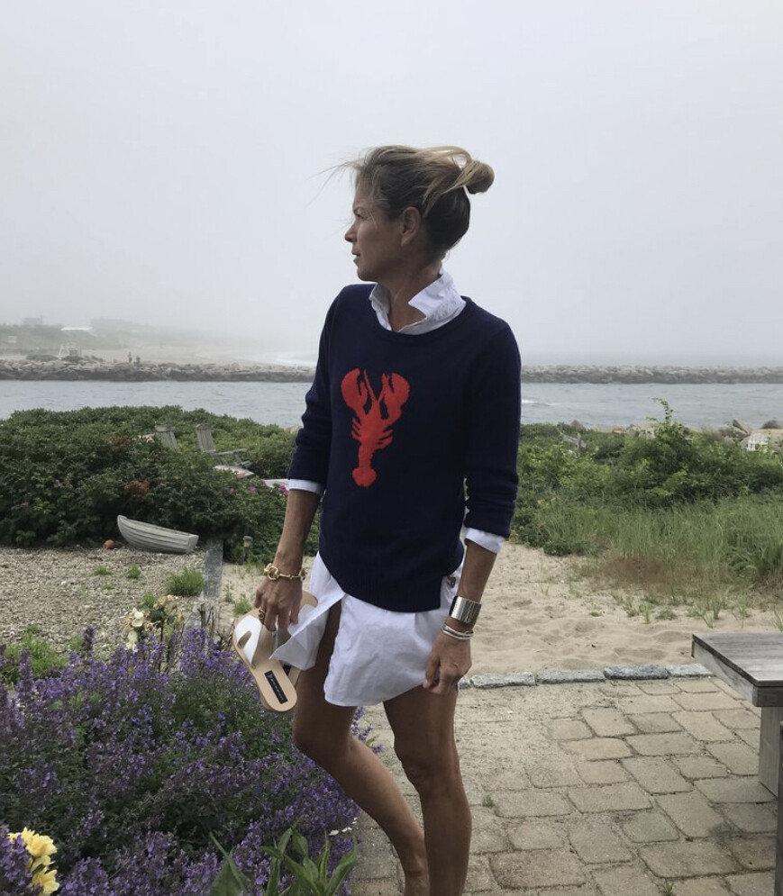 Lobster Sweater