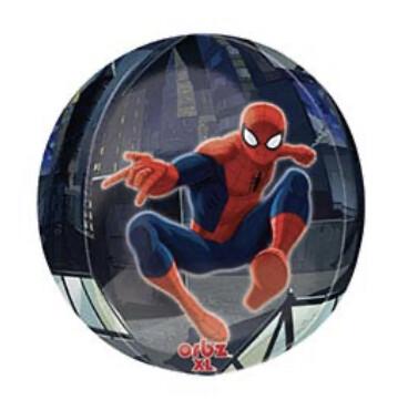 """16"""" Spider-Man Orbz Balloon"""