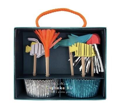 Under The Sea Cupcake Kit