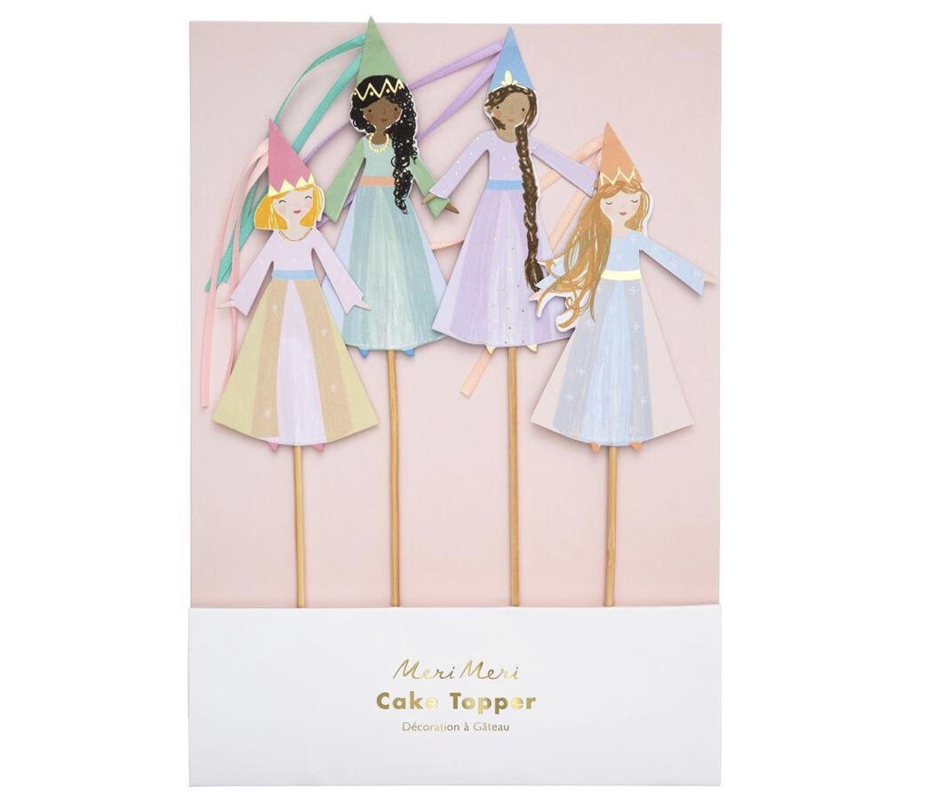 Magical Princess Cake Topper