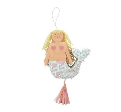 Mermaid Piñata Favor