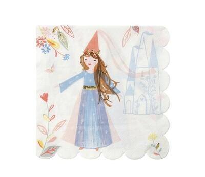 Magical Princess Large Napkins