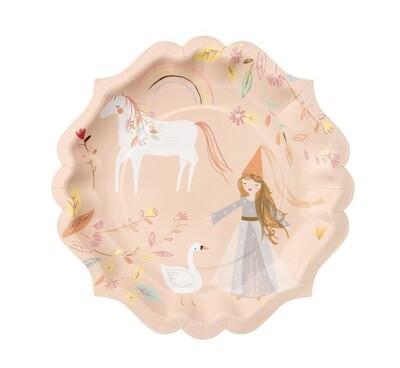 Magical Princess Large Plates