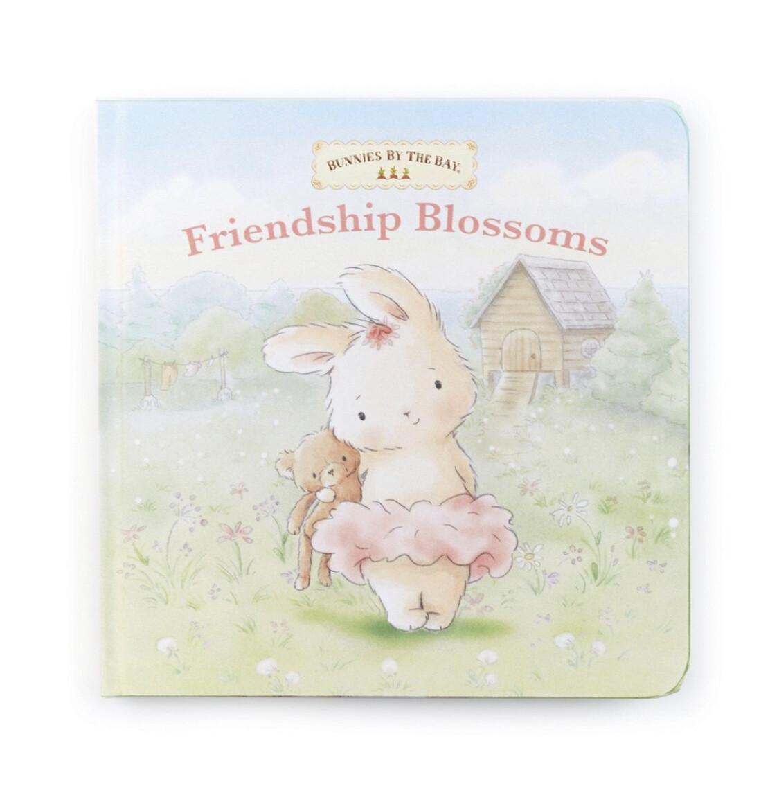 Friendships Blossom Board Book