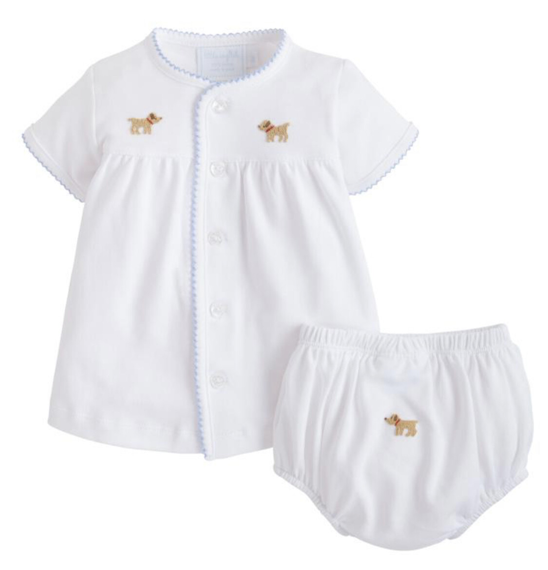 Pinpoint Layette Set - Lab