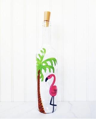 Tropical Lantern DIY