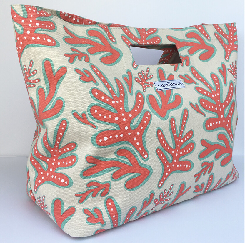 Lilibridge Crazy Coral Bag
