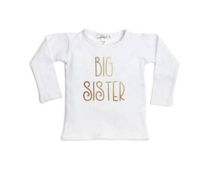 Big Sister Long Sleeve Shirt
