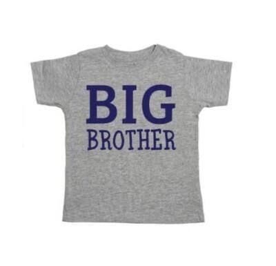 Big Brother Short Sleeve Shirt