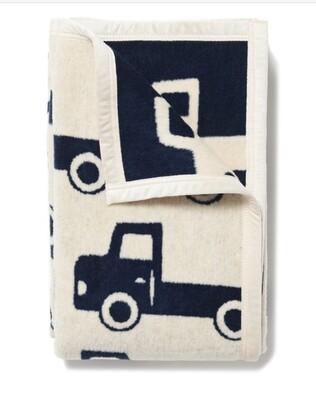 Beep Beep Midi Blanket