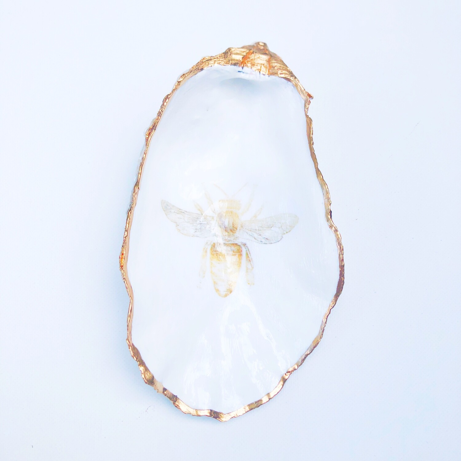 Boston Seaport Bee Oyster Shell