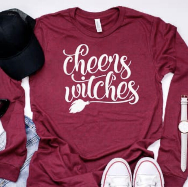 Cheers Witches Long Sleeve
