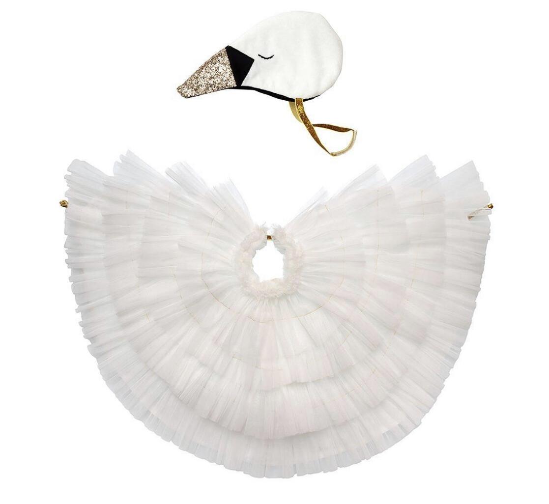 Swan Cape Dress Up