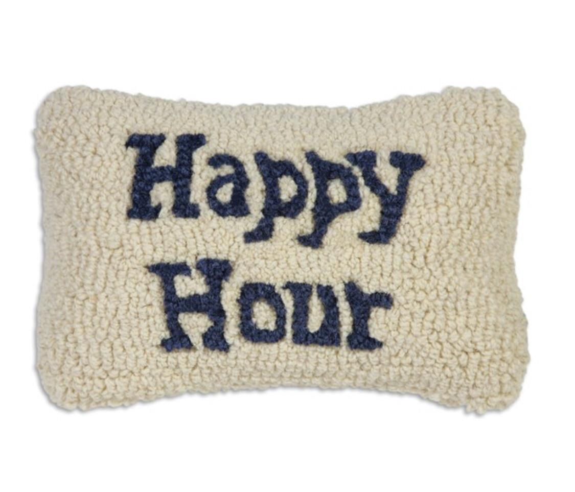 Happy Hour Pillow