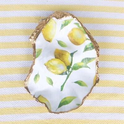 Lemon Oyster Shell