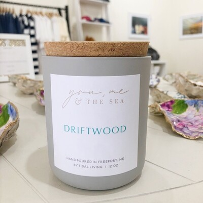 You, Me & The Sea 12oz Candle