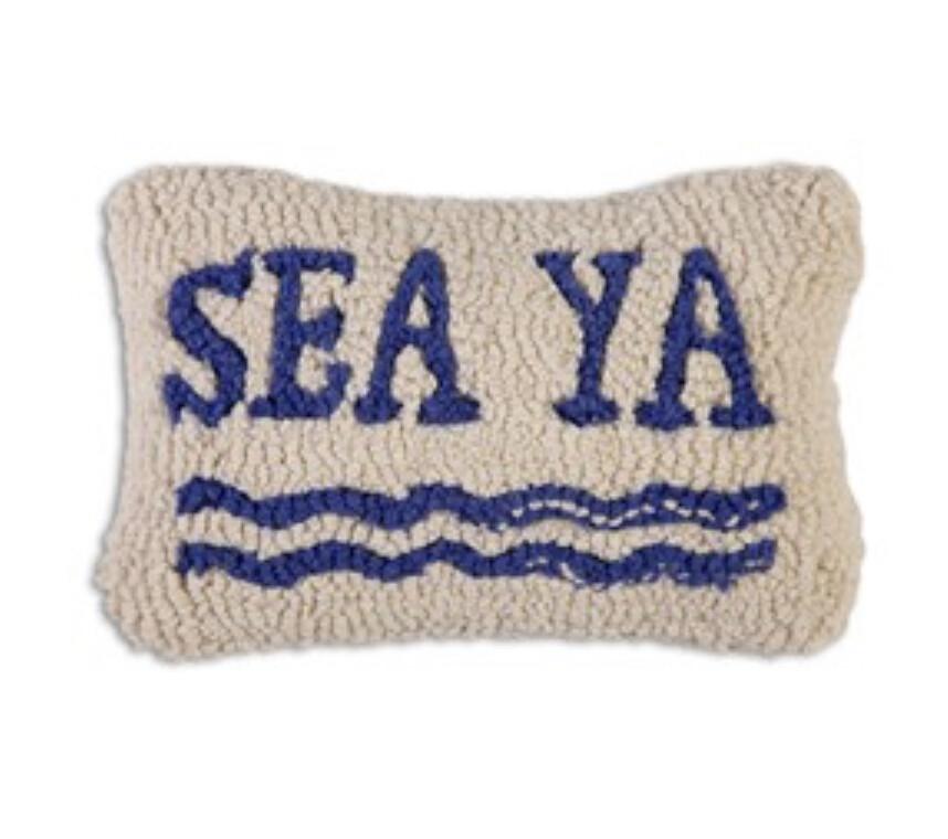 Sea Ya Pillow
