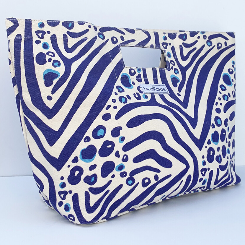 Lilibridge Zebra Cat Bag