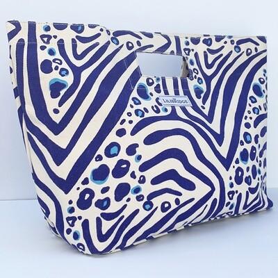 Lilibridge Zebra Cat Bag