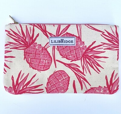 Pink Pineapple Clutch