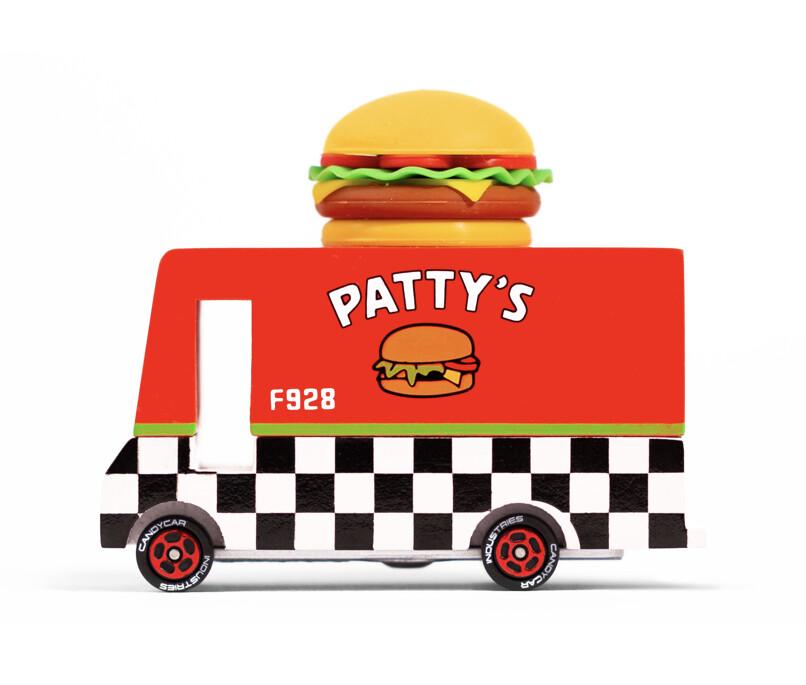 Hamburger Van