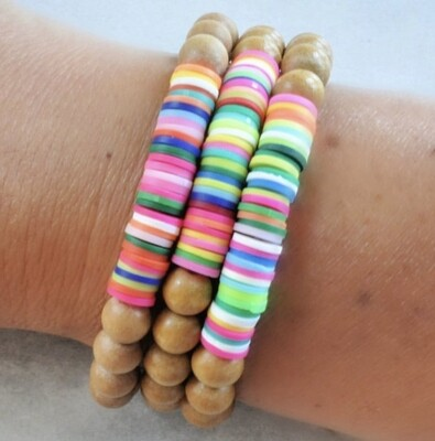 Heschi Bead Bracelet