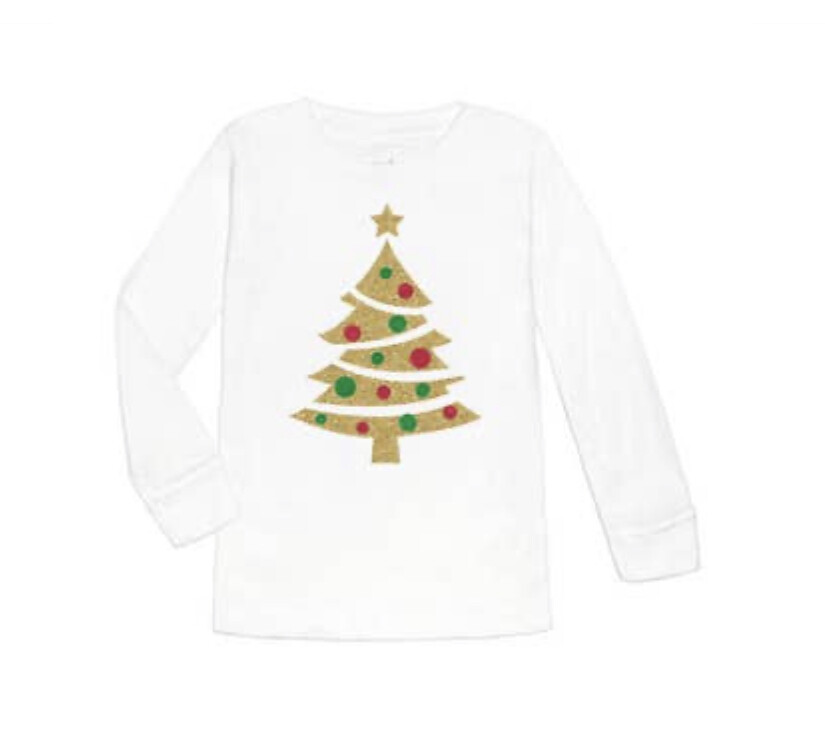Christmas Tree Long Sleeve Shirt
