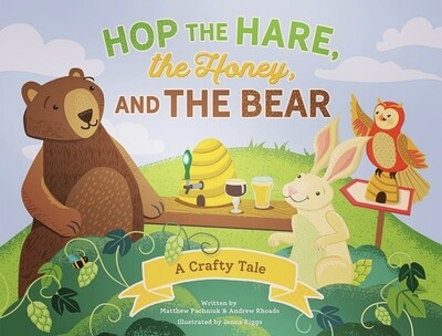 Hop The Hare Book