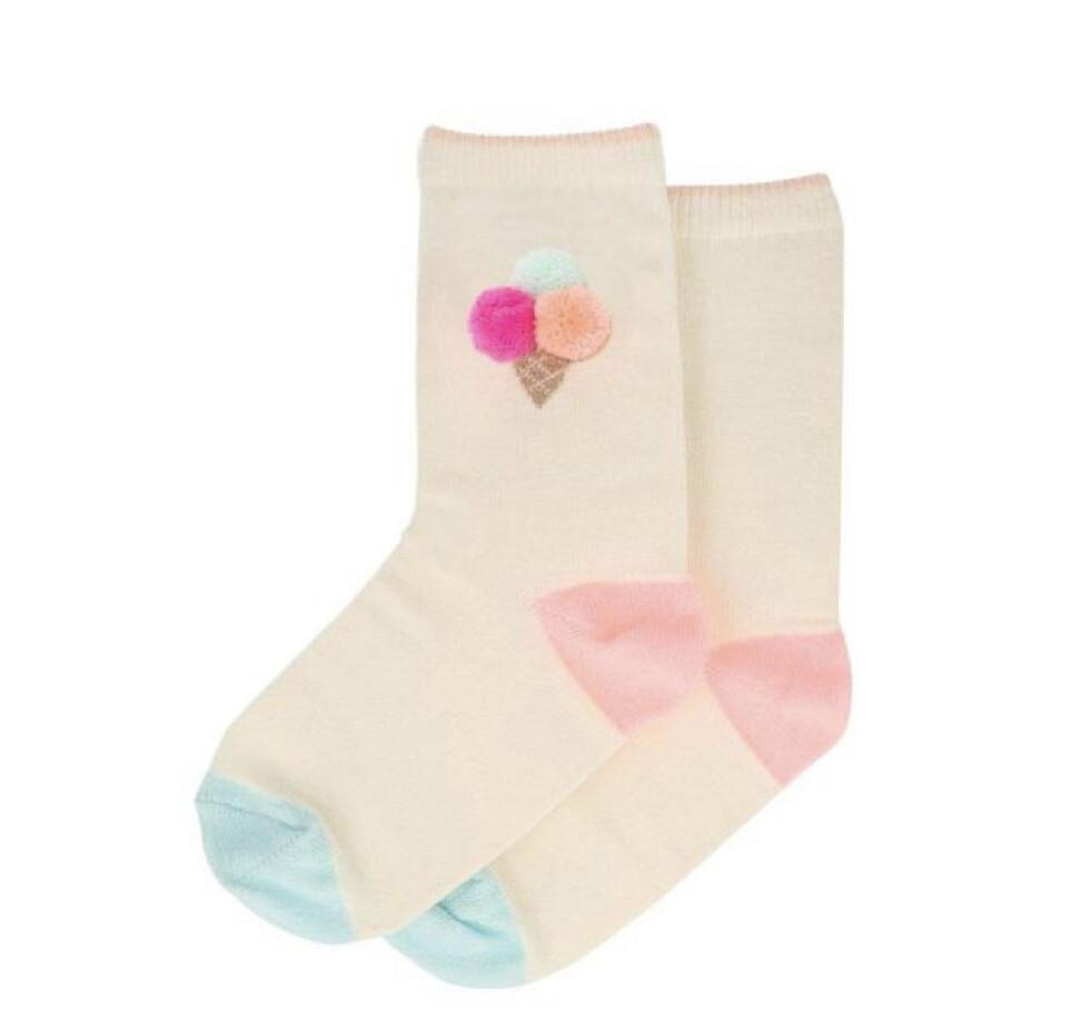 Ice Cream Socks