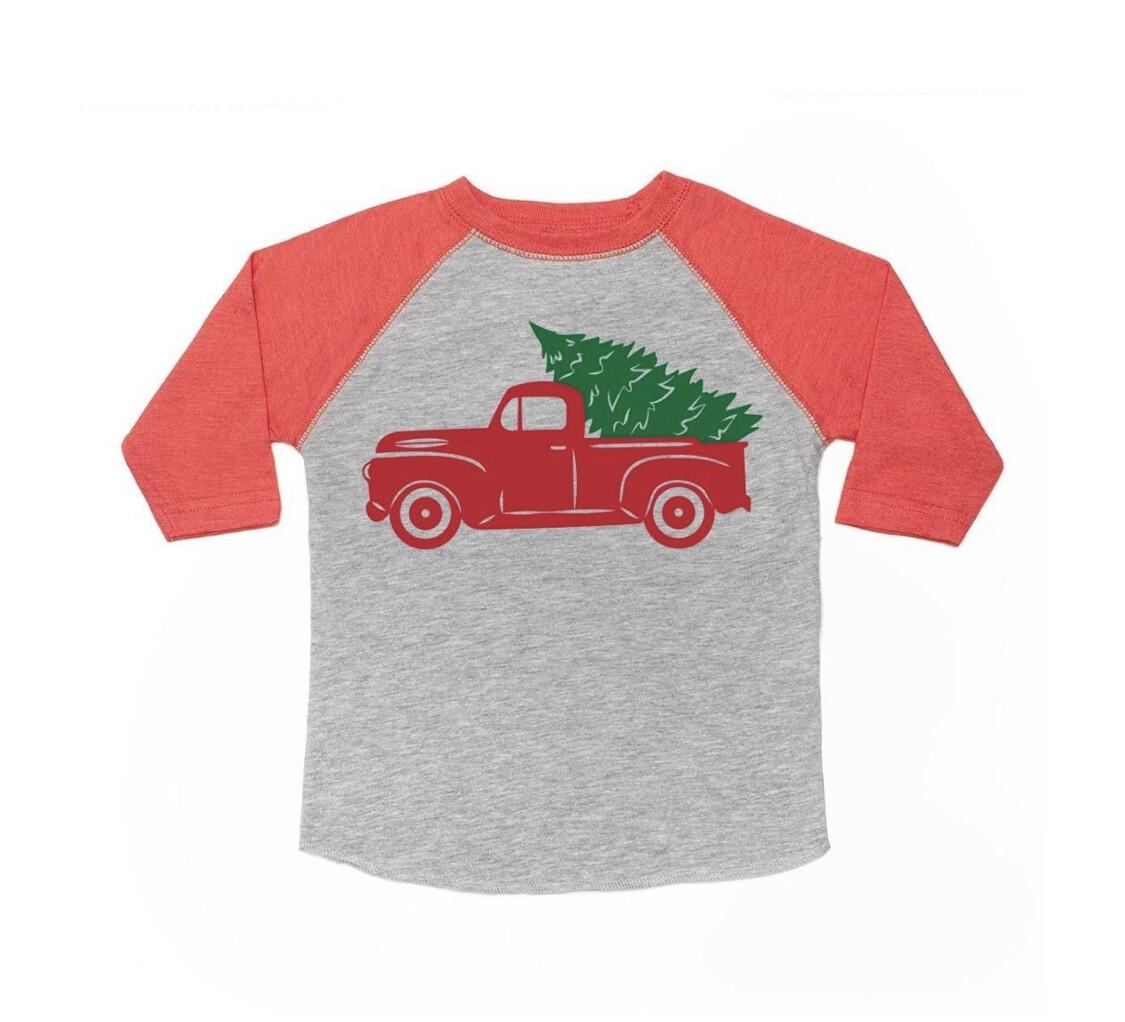 Christmas Truck Shirt