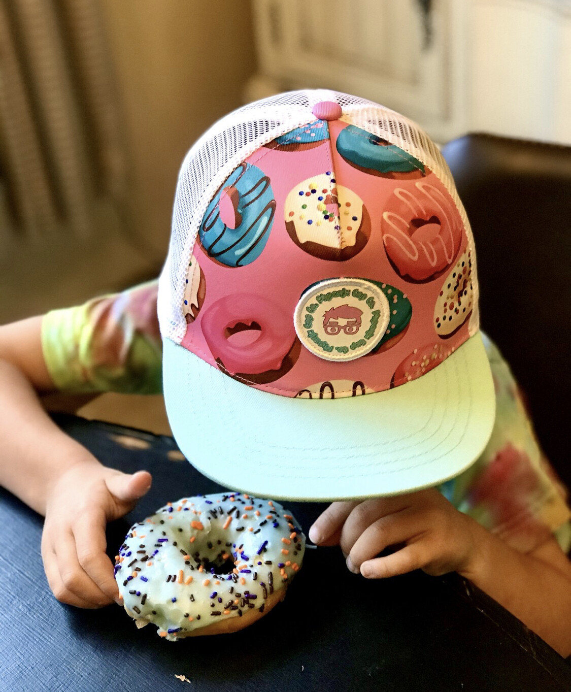 Seriously Dough Hat