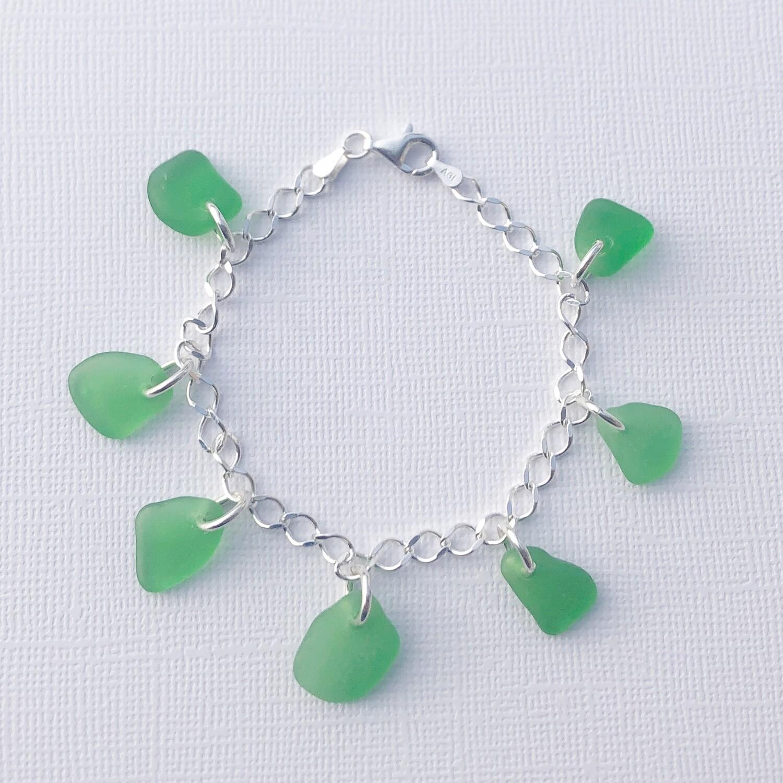 Dutchbay Sea Glass Bracelet